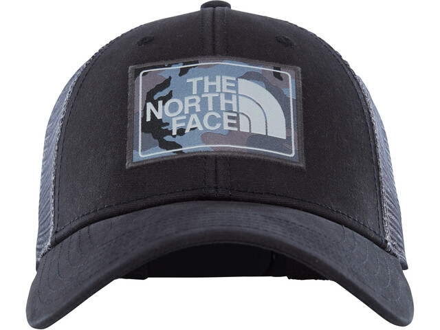 The North Face Mudder Casquette trucker, tnf black/asphlt grey camo
